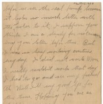 Image of 116_2015.162.4_hattie To Reid Fields_november 15, 1918_page 02