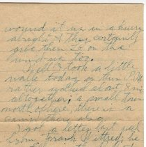 Image of 117_2015.162.4_reid Fields To Parents_november 17, 1918_page 02