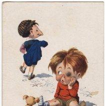 Image of 119_2015.162.4_elisabeth Hochereau To Reid Fields_november 18, 1918_page 01