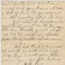 Image of 120_2015.162.4_clara Wrasse To Reid Fields_november 18, 1918_page 03