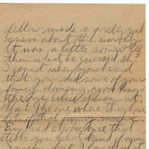 Image of 123_2015.162.4_reid Fields To Clara Wrasse_november 25, 1918_page 02