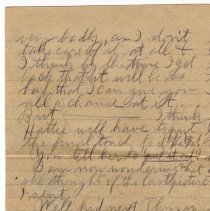 Image of 123_2015.162.4_reid Fields To Clara Wrasse_november 25, 1918_page 03