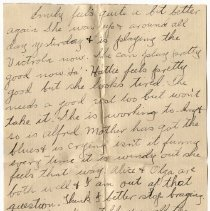 Image of 124_2015.162.4_clara Wrasse To Reid Fields_november 28, 1918_page 05