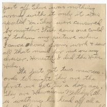 Image of 126_2015.162.4_clara Wrasse To Reid Fields_november 29, 1918_page 02
