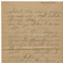 Image of 129_2015.162.4_reid Fields To Parents_december 3, 1918_page 04