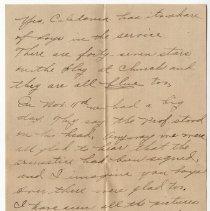 Image of 131_2015.162.4_naomi To Clara Wrasse_december 4, 1918_page 02