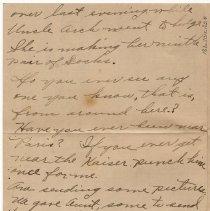 Image of 131_2015.162.4_naomi To Clara Wrasse_december 4, 1918_page 03