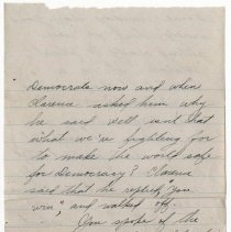 Image of 132_2015.162.4_mary Hinde To Reid Fields_december 4, 1918_page 05