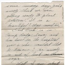 Image of 132_2015.162.4_mary Hinde To Reid Fields_december 4, 1918_page 06