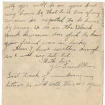 Image of 137_2015.162.4_clara Wrasse To Reid Fields_december 15, 1918_page 10