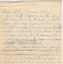 Image of 138_2015.162.4_reid Fields To Parents_december 17, 1918_page 02