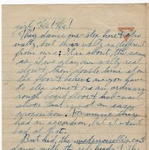 Image of 139_2015.162.4_reid Fields To Clara Wrasse_december 17, 1918_page 03