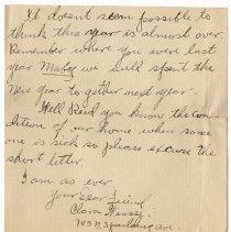 Image of 141_2015.162.4_clara Wrasse To Reid Fields_december 20, 1918_page 03