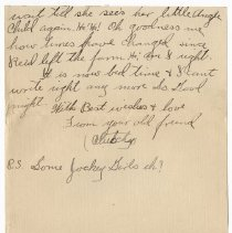 Image of 142_2015.162.4_clara Wrasse To Reid Fields_december 26, 1918_page 06