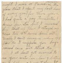 Image of 145_2015.162.4_clara Wrasse To Reid Fields_january 1, 1919_page 02