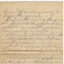 Image of 146_2015.162.4_reid Fields To Parents_january 2, 1919_page 02
