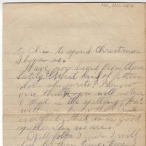 Image of 146_2015.162.4_reid Fields To Parents_january 2, 1919_page 04
