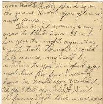 Image of 147_2015.162.4_clara Wrasse To Reid Fields_january 4, 1919_page 04