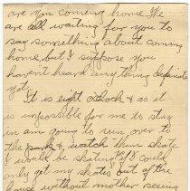Image of 147_2015.162.4_clara Wrasse To Reid Fields_january 4, 1919_page 05