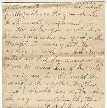 Image of 149_2015.162.4_clara Wrasse To Reid Fields_january 6, 1919_page 02