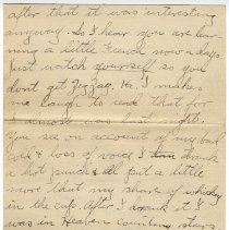 Image of 149_2015.162.4_clara Wrasse To Reid Fields_january 6, 1919_page 03