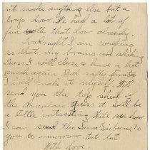 Image of 149_2015.162.4_clara Wrasse To Reid Fields_january 6, 1919_page 05