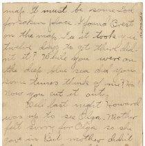 Image of 154_2015.162.4_clara Wrasse To Reid Fields_january 10, 1919_page 06