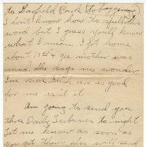 Image of 154_2015.162.4_clara Wrasse To Reid Fields_january 10, 1919_page 09