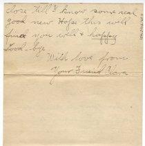 Image of 154_2015.162.4_clara Wrasse To Reid Fields_january 10, 1919_page 10