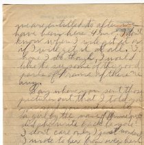 Image of 156_2015.162.4_reid Fields To Parents_january 15, 1919_page 03