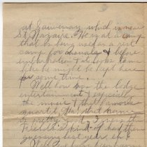Image of 158_2015.162.4_reid Fields To Parents_january 20, 1919_page 03