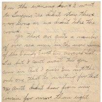 Image of 161_2015.162.4_clara Wrasse To Reid Fields_january 27, 1919_page 03