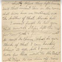 Image of 161_2015.162.4_clara Wrasse To Reid Fields_january 27, 1919_page 04