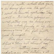 Image of 161_2015.162.4_clara Wrasse To Reid Fields_january 27, 1919_page 06