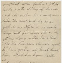 Image of 161_2015.162.4_clara Wrasse To Reid Fields_january 27, 1919_page 07