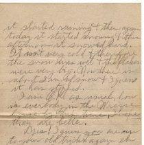Image of 162_2015.162.4_reid Fields To Clara Wrasse_january 28, 1919_page 02