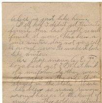 Image of 162_2015.162.4_reid Fields To Clara Wrasse_january 28, 1919_page 03