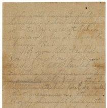 Image of 162_2015.162.4_reid Fields To Clara Wrasse_january 28, 1919_page 05