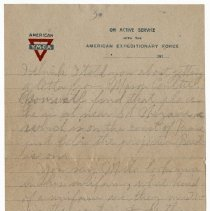 Image of 163_2015.162.4_reid Fields To Parents_january 28, 1919_page 05