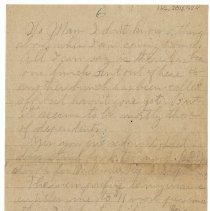 Image of 163_2015.162.4_reid Fields To Parents_january 28, 1919_page 06