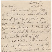Image of 165_2015.162.4_clara Wrasse To Reid Fields_february 4, 1919_page 01