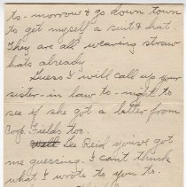 Image of 165_2015.162.4_clara Wrasse To Reid Fields_february 4, 1919_page 05