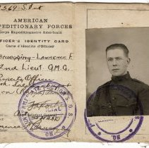 Image of Officer's Identity Card