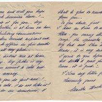 Image of 168_2015.162.4_marthe Hochereau To Reid Fields_february 10, 1919_page 02-03