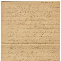 Image of 169_2015.162.4_reid Fields To Parents_february 11, 1919_page 02