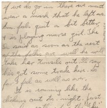 Image of 171_2015.162.4_clara Wrasse To Reid Fields_february 12, 1919_page 02