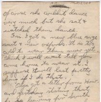 Image of 171_2015.162.4_clara Wrasse To Reid Fields_february 12, 1919_page 06