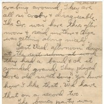 Image of 172_2015.162.4_clara Wrasse To Reid Fields_february 15, 1919_page 02