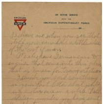 Image of 174_2015.162.4_reid Fields To Parents_february 20, 1919_page 03