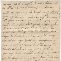 Image of 175_2015.162.4_clara Wrasse To Reid Fields_february 22, 1919_page 02